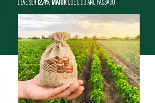 Valor da Produção Agropecuária de 2021 deve ser 12,4% maior que o do ano passado